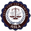 ASLA 2019 Top 100 Lawyers